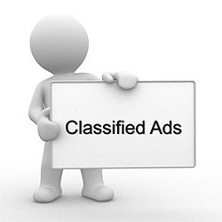 How to post classified ads